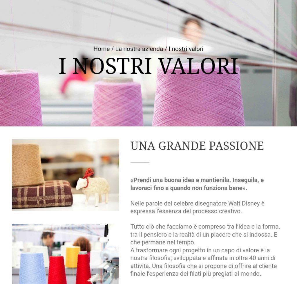 l'ultimo c60ce 5abb8 Tonello Maglieria Italiana - mamart copywriting